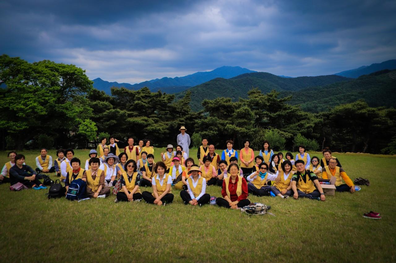 야외명상(구인사) (3).JPG